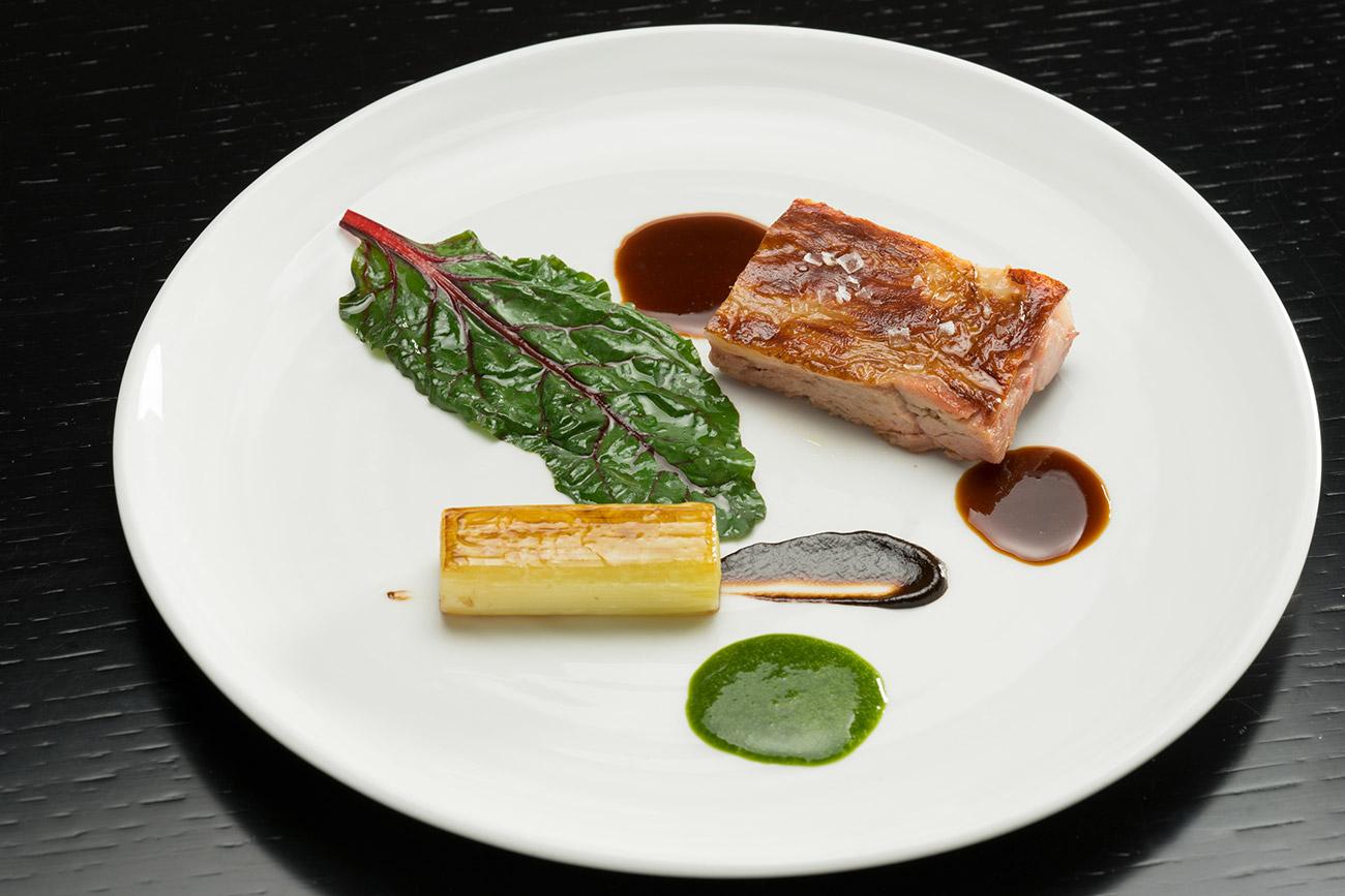 Tasting menu - Ristorante Berton