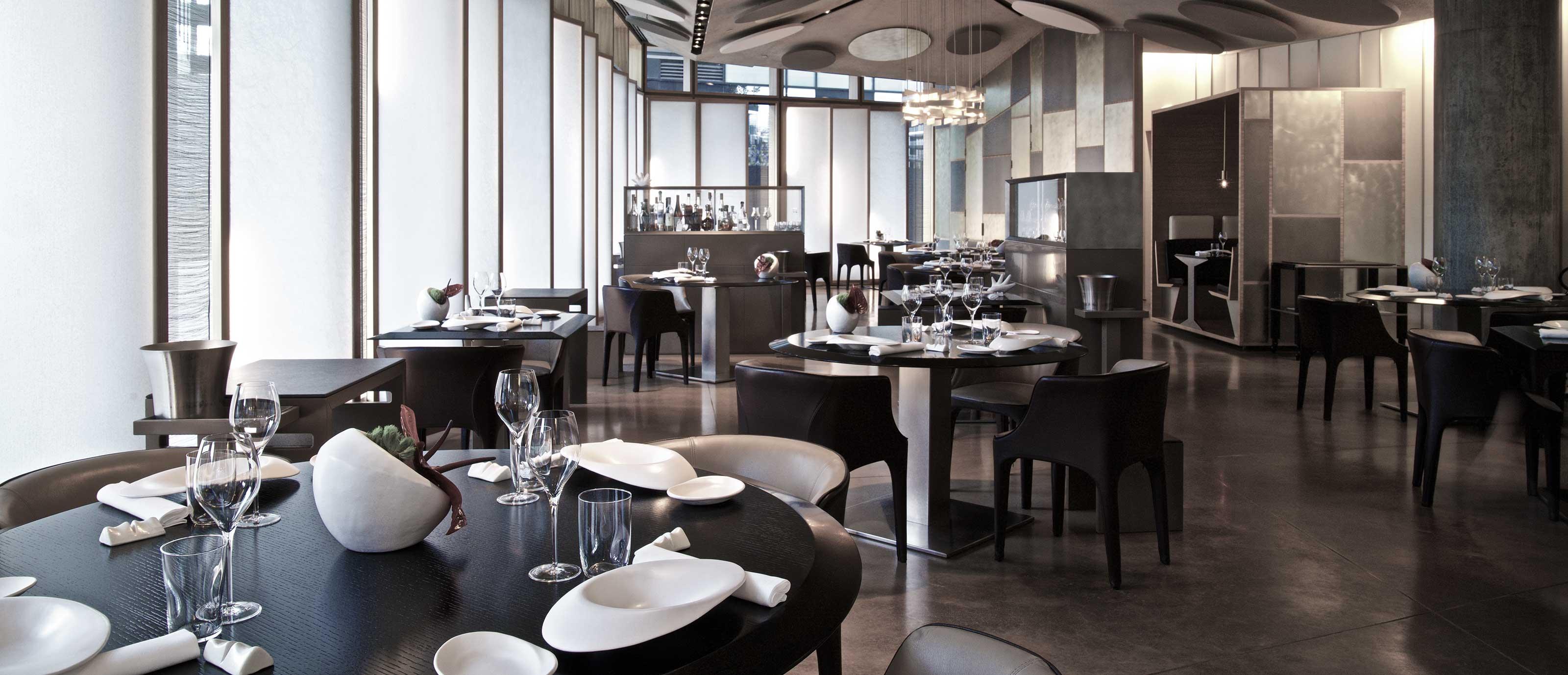 The restaurant - Ristorante Stellato di Berton