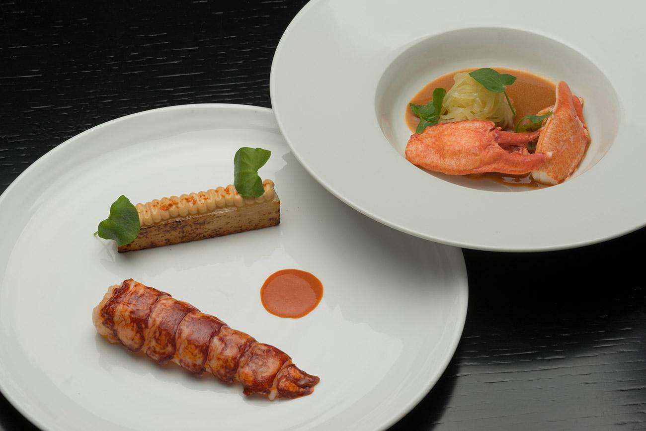 Broth tasting menu - Ristorante Berton